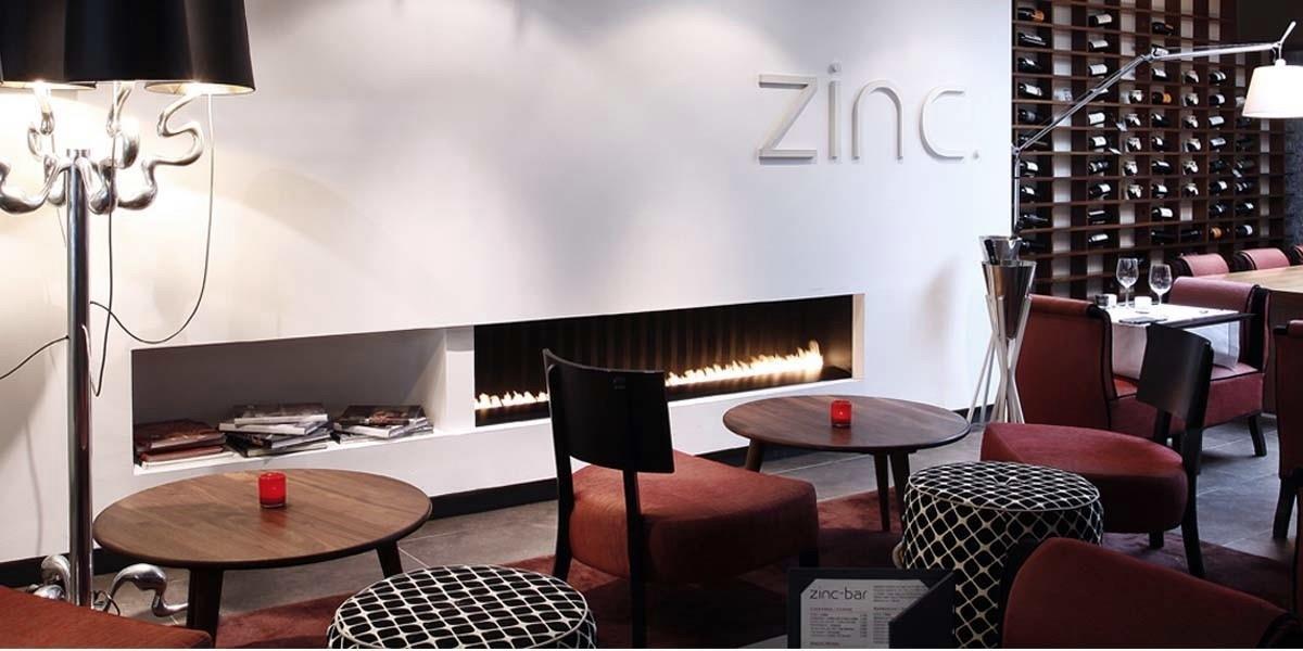 Zinc Бар
