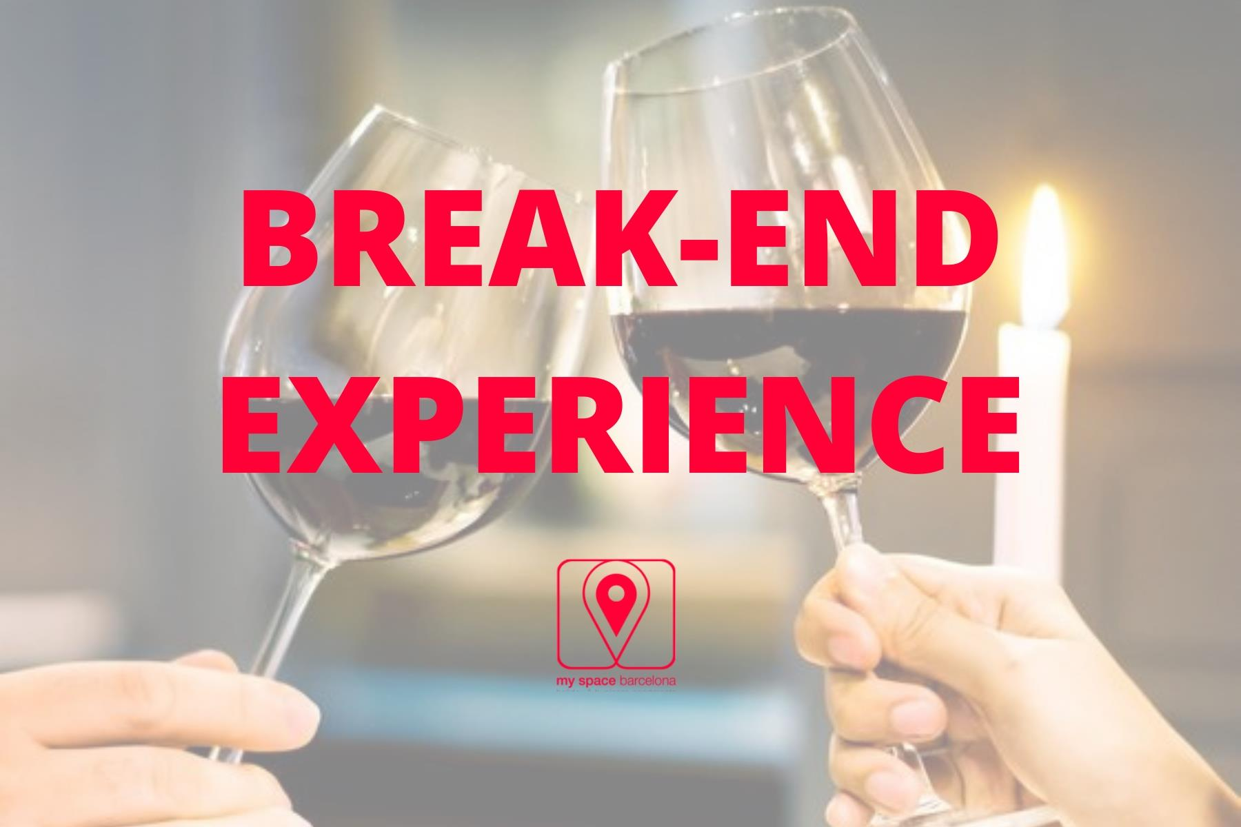 BREAK-END EXPERIENCE: DISCONNECT WITHOUT LEAVING BARCELONA