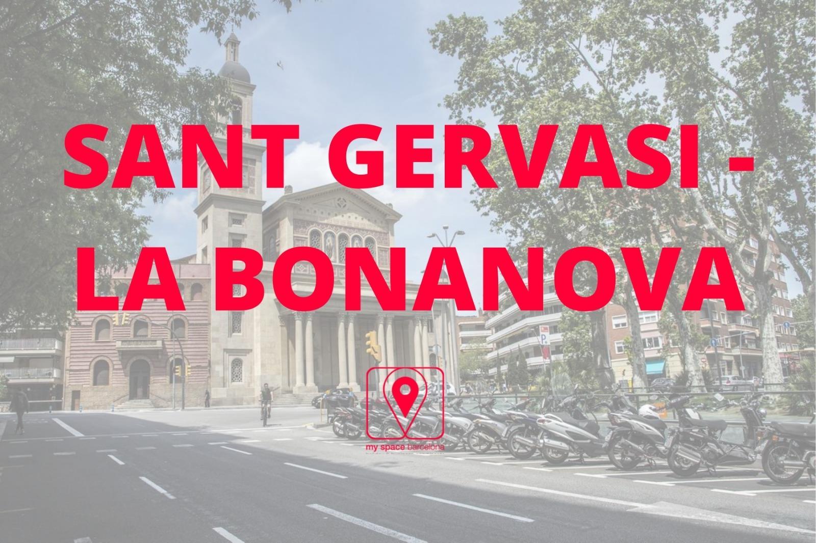 SANT GERVASI - LA BONANOVA