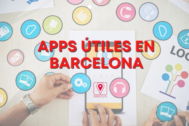 Applications utiles à Barcelone